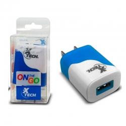Kit Adaptadores USB Xtech XTG-213 5V 1Ah 10U 5C