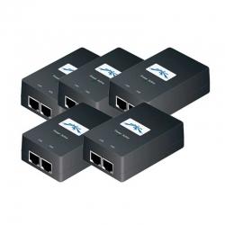 Inyector PoE Ubiquiti POE-24-24W-5P 24V 24W 5U