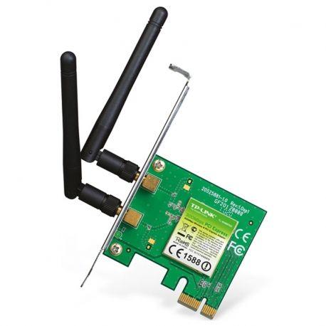 TP-Link Adap WLS-N N300 PCI-EX 1X TL-WN881ND