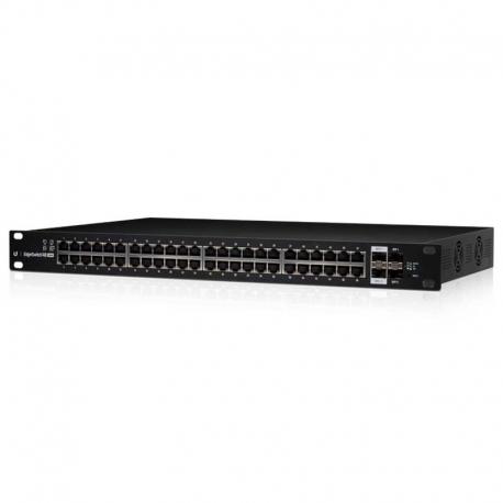 Switch Ubiquiti ES-48-750W 48P GigaE PoE+ SFP Ca3