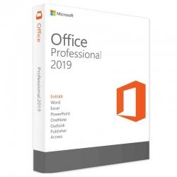 Licencia Microsoft Office Professional 2019 ESD