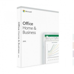 Licencia Microsoft Office Home Business 2019 ESD