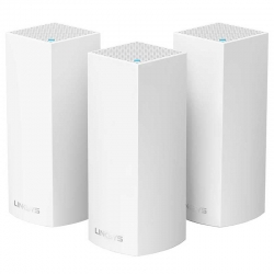 Router Linksys Velop Home Mesh Wi-Fi Pack de 3U