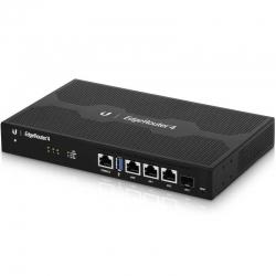 Router Ubiquiti Edge 4 4P GigaE 1p SFP 4Gbps 1GB
