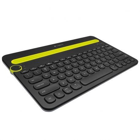 Teclado Logitech Multidispositivo K480 Bluetooth