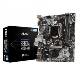 Tarjeta Madre MSI B360M PRO-VH mAtx LGA1151 DDR4