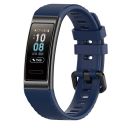 Smart Watch Huawei Blue Band 3 Pro Azul Bluetooth