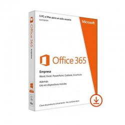 Licencia Microsoft Office 365 Business Open OLP