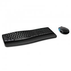 Combo Teclado y Mouse Microsoft Confort Desktop