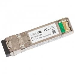 Módulo Mikrotik S+31DLC10D SFP+ Giga Monomodo LC