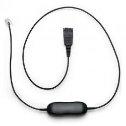 Adaptador Jabra GN1216 Avaya Cord 80cm Headset