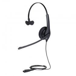 Headset Jabra Biz 1500 Mono Audio puerto QD Voz HD