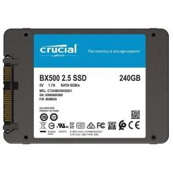 Disco Sólido Crucial BX500 240GB 2.5' SATA 6Gb/s
