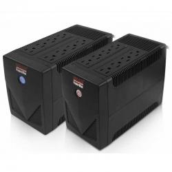 Batería UPS Maruson MAX-650A 650VA/360W 8 Tomas