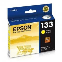 Cartucho de Tinta Epson T133420 Amarillo Original