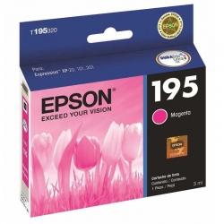 Cartucho de Tinta Epson T195320 Magenta Original