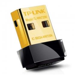 Adaptador Inalámbrico TP-Link TL-WN725N 2.4GHz USB
