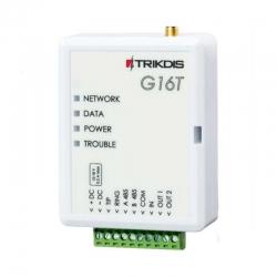 Comunicador GSM Trikdis G16T para Panel de Alarmas