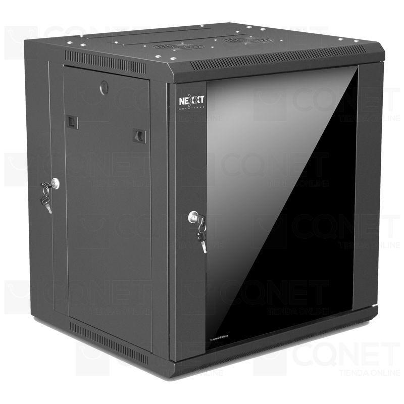 Gabinete De Pared Abatible Nexxt 12U 19 U0026 39 IP20 60kg