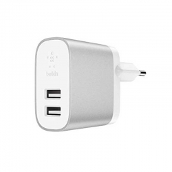 Cable USB Belkin Boost Charge Blanco para Apple