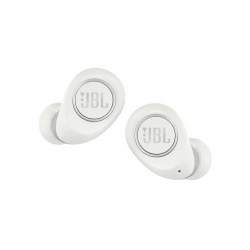 Audífonos JBL Free X Bluetooth 24 Horas Blancos