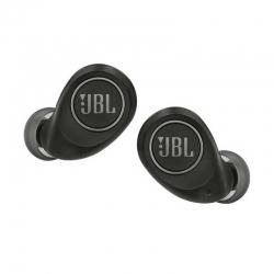 Audífonos JBL Free X Bluetooth 24 Horas Negros