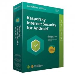 Antivirus Kaspersky Android Security 1 Disp 1 Año
