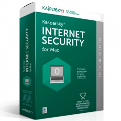 Antivirus Kaspersky Internet Security Mac 1 Año