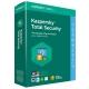 Antivirus Kaspersky Total Security 5 Disp 1 Año