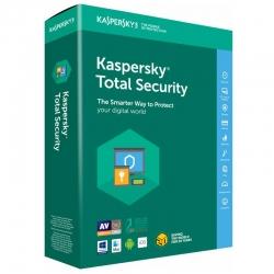 Antivirus Kaspersky Total Security 1 Disp 3 Años