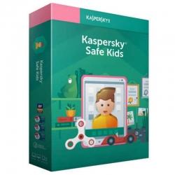 Antivirus Kaspersky Safe Kids 1 Usuario 1 Año