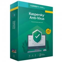 Licencia Kaspersky Anti-Virus Básica 10 Disp 1 Año