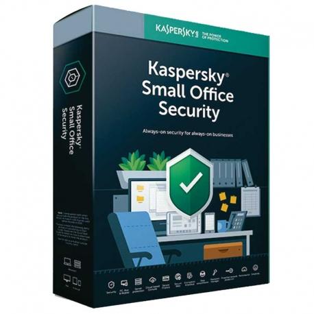 Antivirus Kaspersky Small Office 50 Disp 3 Años RN
