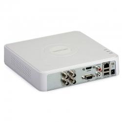 DVR Hikvision DS-7104HQHI-K1(B) 4CH + 6 IP 4MP 4K