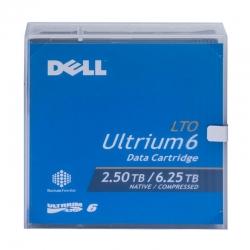 Cinta de Almacenamiento Dell LTO Ultrium 6 2TB 6TB