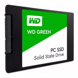 SSD Western Digital Green 480GB 2.5' SATA 6Gbps