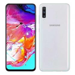 Celular Samsung Galaxy A70 LTE 6GB 128GB Blanco