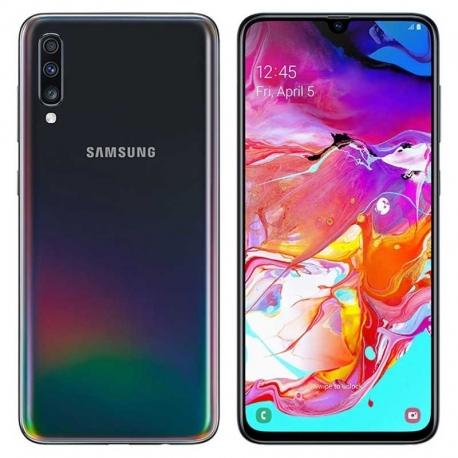 Celular Samsung Galaxy A70 LTE 6GB 128GB Negro