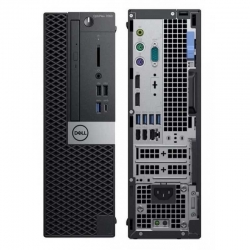 Desktop Dell Optiplex SFF Core I7 8GB 256GB SSD
