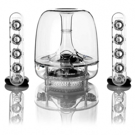 Parlante Harman Kardon Soundsticks III 10W RMS