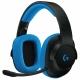 Headsets Logitech G233 Prodigy Game 3.5 mm Negro