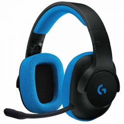 Headsets Logitech G233 Prodigy Game 3.5 mm Negro
