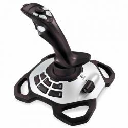 Joystick para Juegos Logitech Extreme 3D Pro USB