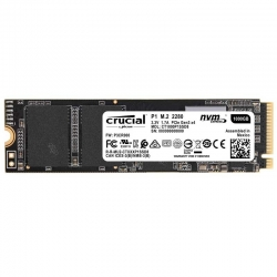 SSD Crucial CT1000P1SSD8 1TB PCIe M.2 2280 Nvme