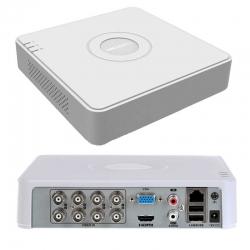 DVR Hikvision DS-7108HGHI-F 8CH Híbrido 1080p Lite