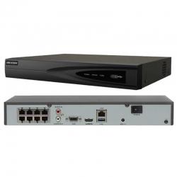 NVR Hikvision DS-7608NI-K1/8P(B) 8CH PoE 4K 1U VCA