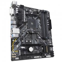 Tarjeta Madre Gigabyte B450M DS3H AM4 2Gen DDR4