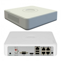 NVR Hikvision DS-7104NI-Q1/4P 4CH 4MP PoE H.265+
