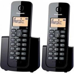 Teléfono Dual Panasonic KX-TGB112 Inalámbrico LED