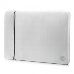 Funda para Laptop HP 14' Reversible Plateado
